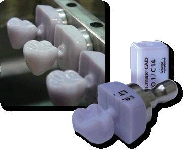 dòng răng sứ emax zir cad