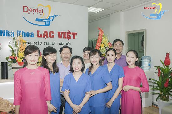 Đội ngũ Bác sĩ tại Nha Khoa Lạc Việt